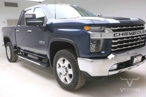 New 2020 Chevrolet Silverado 2500HD LTZ Texas Edition Crew Cab 4x4 Z71