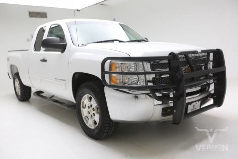 Pre-Owned 2013 Chevrolet Silverado 1500 LT All Star Edition Extended Cab 4x4 Z71