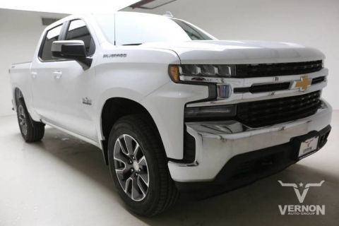 New 2019 Chevrolet Silverado 1500 LT Texas Edition Crew Cab 4x4