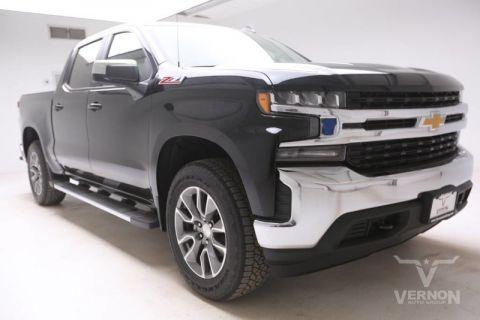 New 2020 Chevrolet Silverado 1500 LT All Star Edition Crew Cab 4x4 Z71