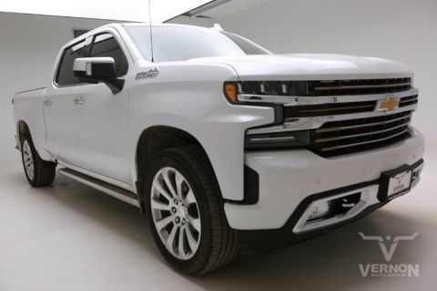 New 2019 Chevrolet Silverado 1500 High Country Crew Cab 4x4 Longbed