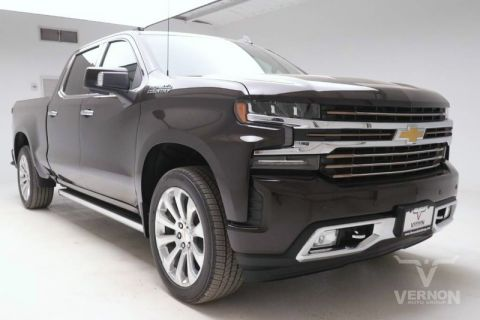 New 2019 Chevrolet Silverado 1500 High Country Crew Cab 4x4