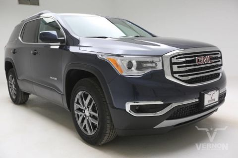 New 2019 GMC Acadia SLT FWD