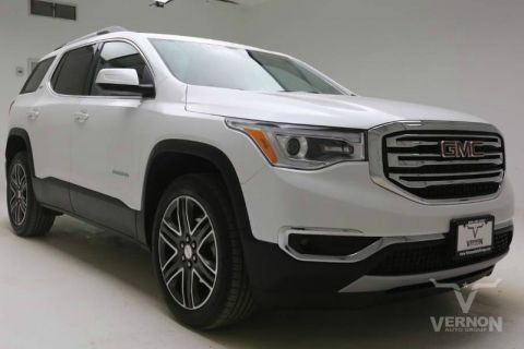 Pre-Owned 2019 GMC Acadia SLT FWD