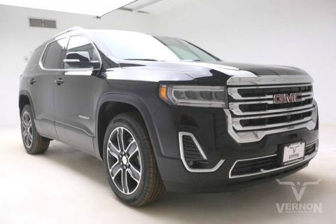New 2020 GMC Acadia SLT AWD