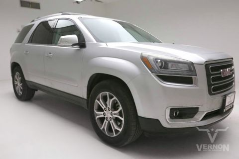 Pre-Owned 2014 GMC Acadia SLT FWD