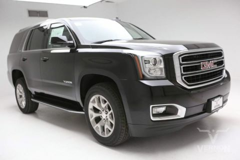 New 2020 GMC Yukon SLE 4x4