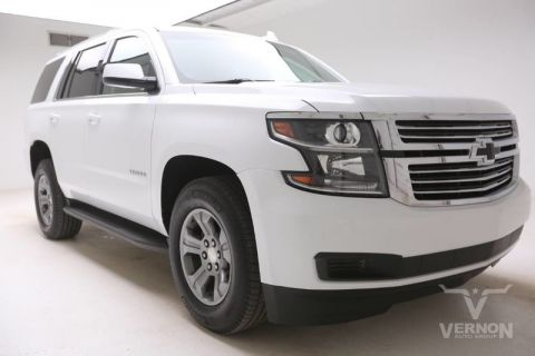 Pre-Owned 2018 Chevrolet Tahoe LS 4x4