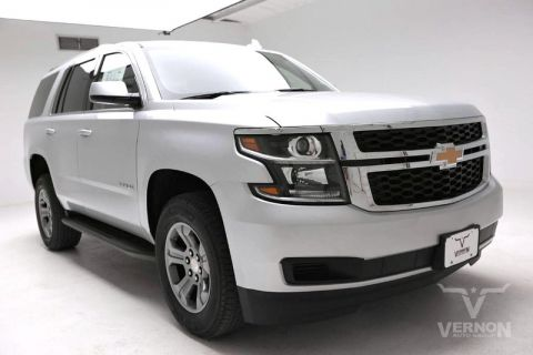 New 2020 Chevrolet Tahoe LS Custom Edition 4x4