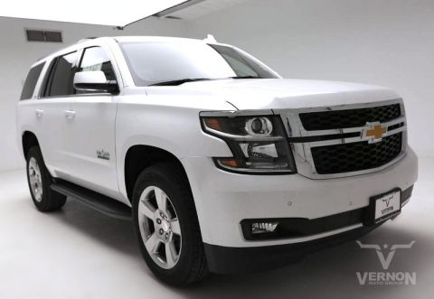 New 2020 Chevrolet Tahoe LT Texas Edition 4x4