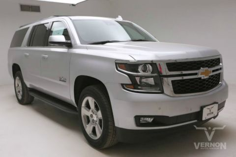 New 2020 Chevrolet Suburban LT 1500 Texas Edition 4x4
