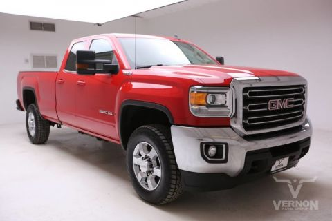 Pre-Owned 2016 GMC Sierra 2500HD SLE Double Cab 4x4