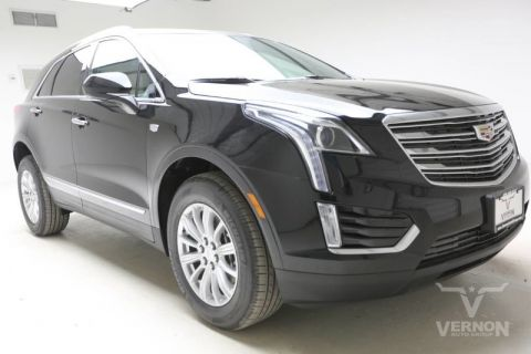 New 2019 Cadillac XT5 Base FWD