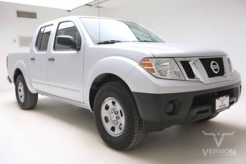 Pre-Owned 2012 Nissan Frontier S Crew Cab 2WD
