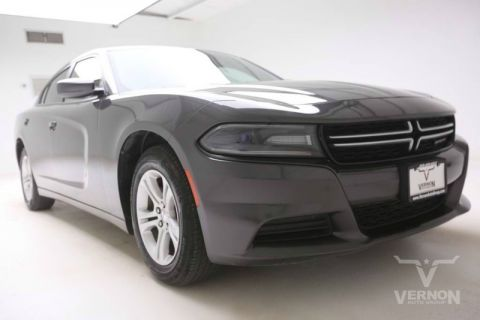 Pre-Owned 2016 Dodge Charger SE Sedan RWD