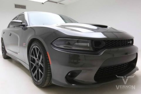 Pre-Owned 2019 Dodge Charger Scat Pack Sedan RWD