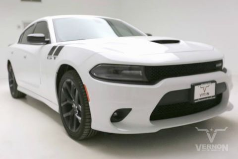 New 2019 Dodge Charger GT Sedan RWD