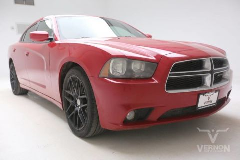 Pre-Owned 2012 Dodge Charger SXT Sedan RWD