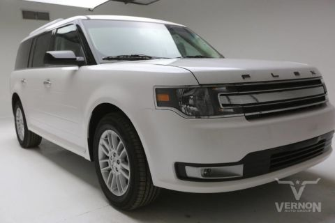 New 2019 Ford Flex SEL FWD