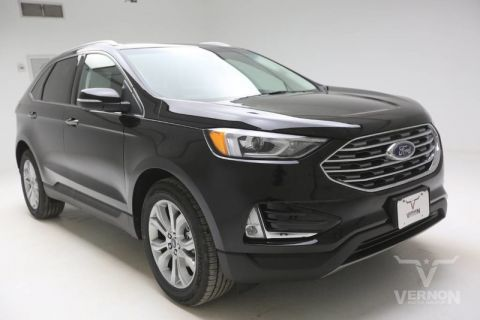 New 2019 Ford Edge Titanium FWD