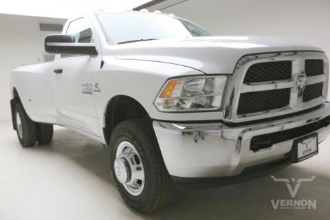 New 2018 Ram 3500 DRW ST Regular Cab 4x4