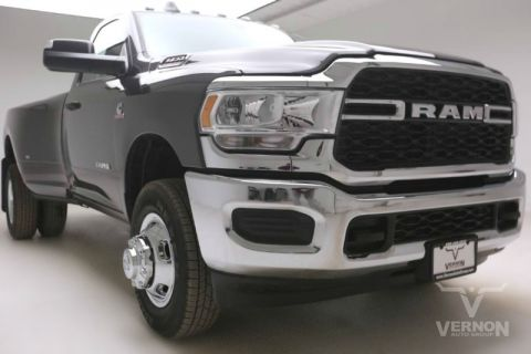 New 2020 Ram 3500 DRW ST Regular Cab 4x4