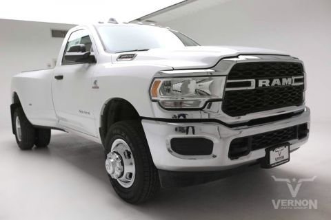 New 2019 Ram 3500 DRW ST Regular Cab 4x4