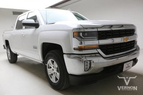 New 2018 Chevrolet Silverado 1500 LT Texas Edition Crew Cab 4x4