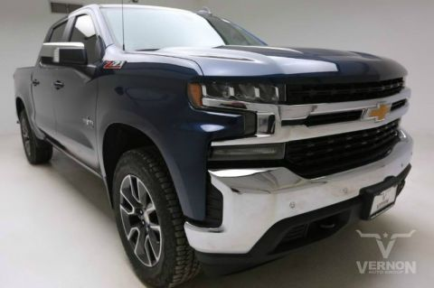 New 2020 Chevrolet Silverado 1500 LT Texas Edition Crew Cab 4x4 Z71