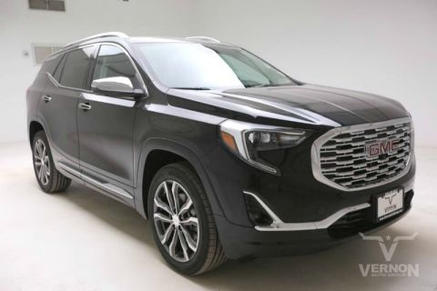 New 2020 GMC Terrain Denali AWD