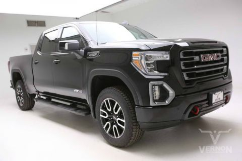 New 2019 GMC Sierra 1500 AT4 Crew Cab 4x4