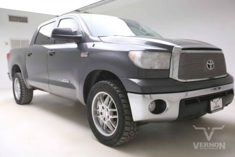 Pre-Owned 2011 Toyota Tundra SR5 Texas Edition Crew Cab 4x4