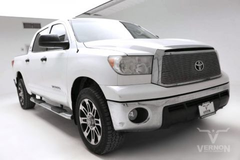 Pre-Owned 2013 Toyota Tundra Grade Texas Edition Crew Cab 2WD