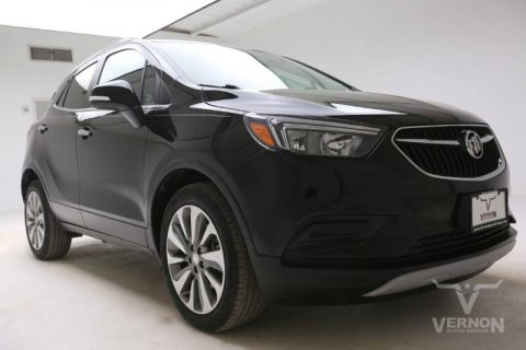 Pre-Owned 2017 Buick Encore Preferred FWD