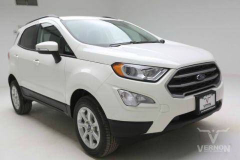 New 2019 Ford EcoSport SE 4x4