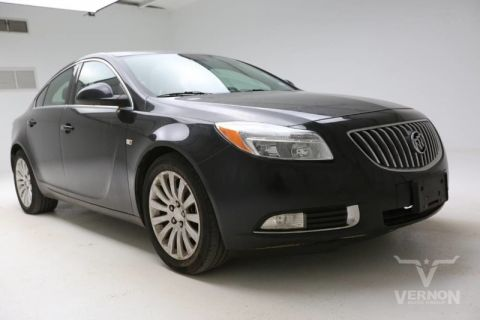 Pre-Owned 2011 Buick Regal CXL RL4 Russelsheim Sedan FWD