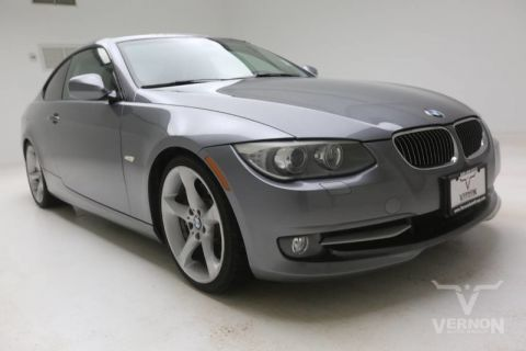 Pre-Owned 2011 BMW 3 Series 335i Coupe RWD